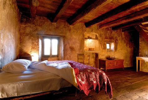 Hotels With Fireplace And In Room by Sextantio Albergo Diffuso Rustic Hotel In Abruzzo