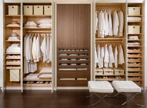 Contemporary Wardrobe Open   Yorkville Design Centre