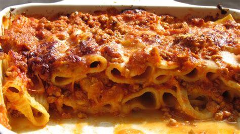 cucinare la pasta al forno pasta al forno
