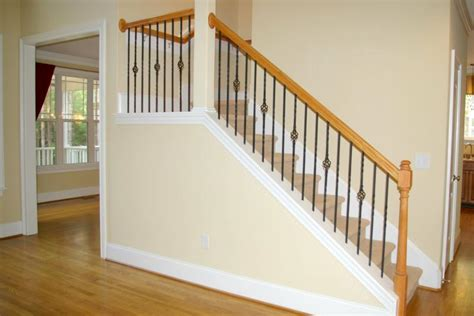 New Banisters by New Home Staircases Oak Craftsman And More Styles