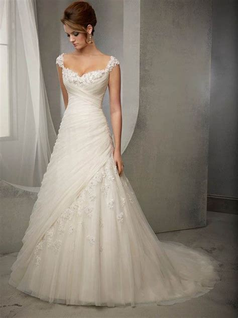 25 best ideas about chiffon wedding dresses on pinterest