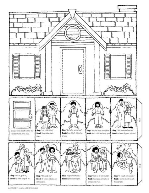 Galerry my home coloring pages