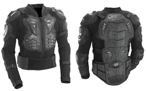 Protector Fox Armor Tipe Standard Standar Protector Fox Arm fox racing fox titan sport armor reviews