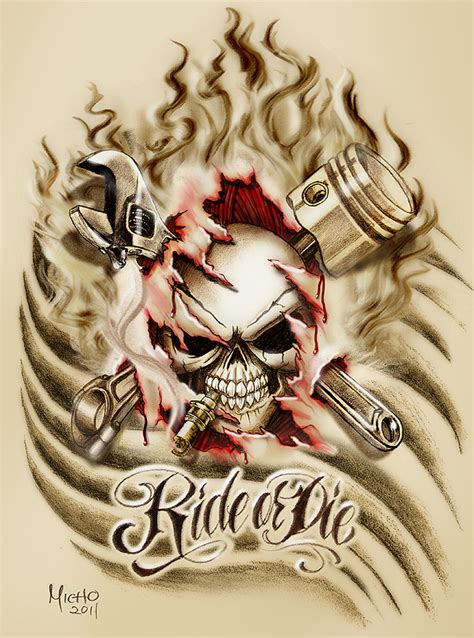 ride or die tattoos ride or die quotes tattoos quotesgram