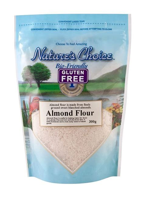 nature s choice food natures choice gluten free almond flour faithful to nature
