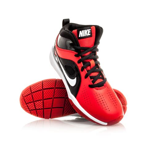 boys basketball shoe nike team hustle d 6 gs grade school boys basketball