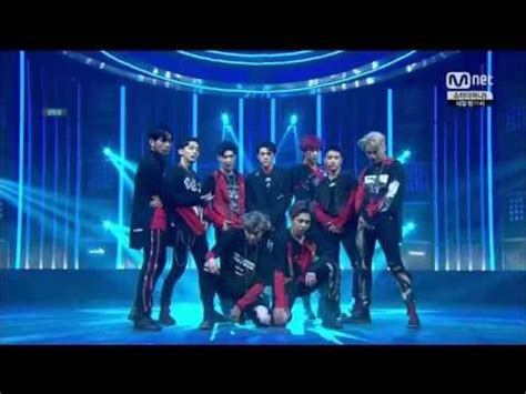exo live live hd 160609 exo quot monster quot comeback stage mnet 엠