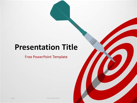 Target Powerpoint Template Target Powerpoint Template Presentationgo Com