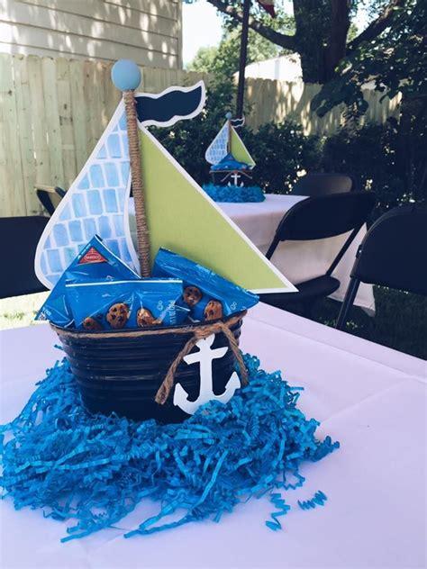 best 25 nautical centerpiece ideas on