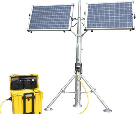 solar energy generator for home the solar stik portable power generator inhabitat green design innovation architecture