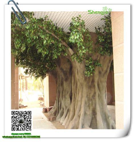 fake tree home decor sjrs 4 make artificial trees home decoration ficus retusa