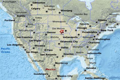omaha nebraska usa map where is omaha nebraska