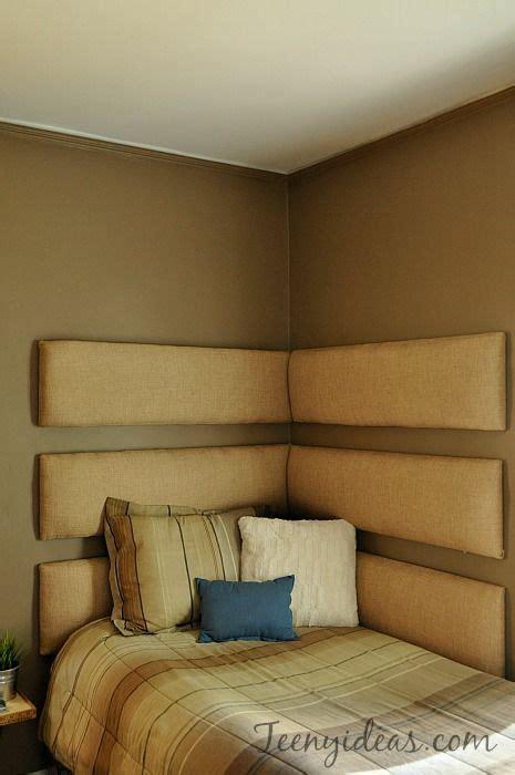 corner bed ideas 25 best ideas about corner headboard on pinterest