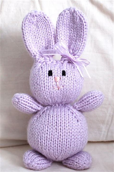 Knitting Pattern Easter Bunny | golden triangle knitting guild happy easter