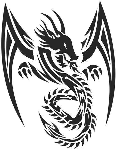 design tattoo dragon designs the is a canvas