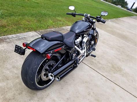2018 harley davidson breakout 174 107 motorcycles sunbury ohio