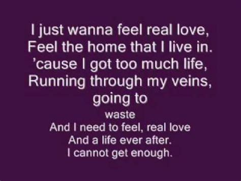my lyrics williams robbie williams feel lyrics