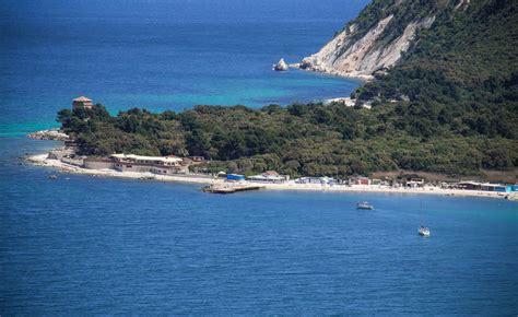 porto novo portonovo bei ancona riviera conero