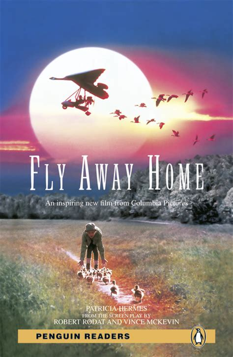 fly away home books pearson readers level 2 fly away home book