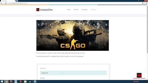 Counter Strike Steam Key Giveaway - counter strike global offensive steam key giveaway youtube