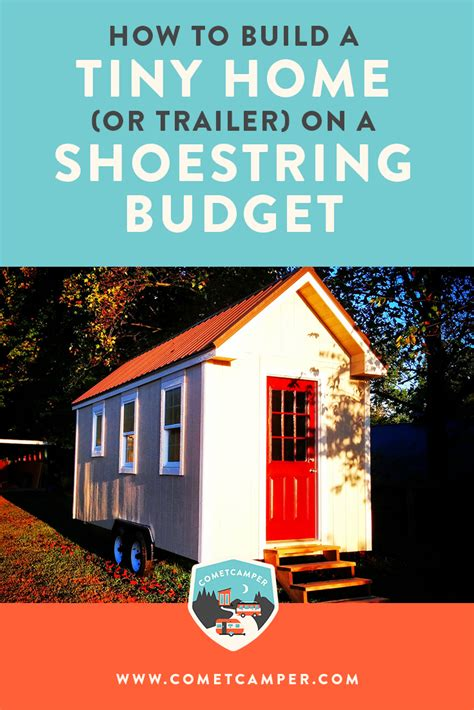 forget the trailer build your tiny house on skids how to build a tiny house or trailer on a shoestring