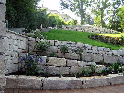 gartengestaltung naturstein naturstein mauerbau urbin gartengestaltung die 223 en