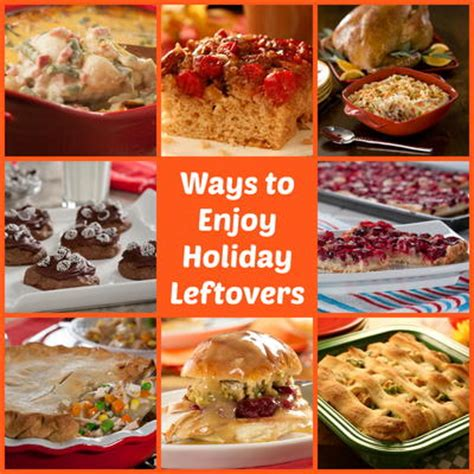 4 Ways To Enjoy The Holidays While Still Keeping Your Mind And Fit Fitnish 32 Ways To Enjoy Leftovers Mrfood