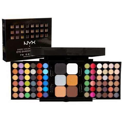 Lipstik Nyx Pallete tutorial nyx purple eyeshadow roosvansia