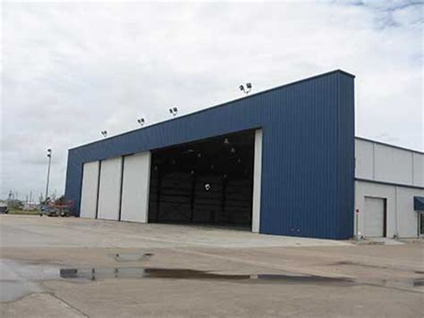 aircraft hangars metal buildings houston