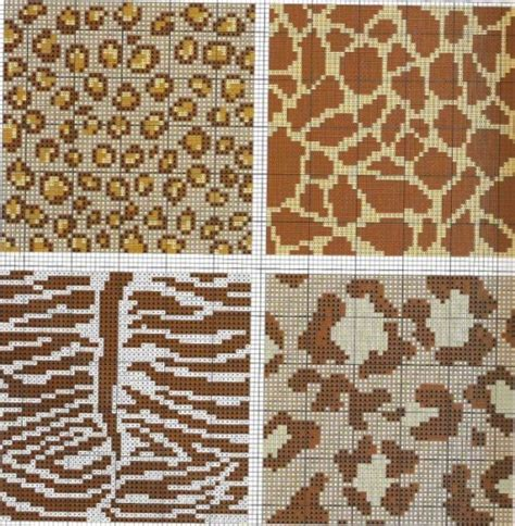 knitting pattern with animals motifs on leopar motifs and ornaments pinterest strikke