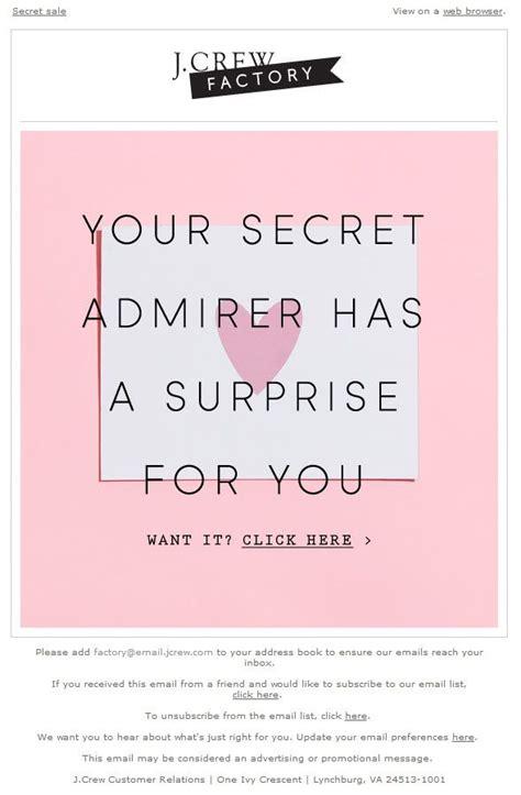 s day secret admirer poems sent 2 10 14 sl you ve got a secret admirer