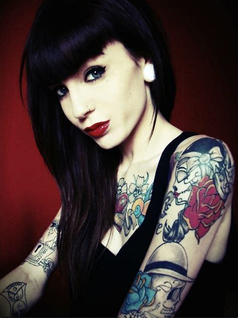 tattoo arm model 17 best images about models with tattoos on pinterest