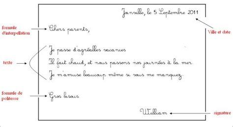 production layout en francais comment 233 crire une carte postale fle 201 crire une lettre