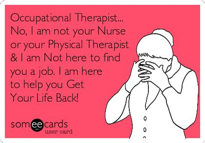 Im Backand I Am Thrilled To Invite Everyone In Snarkspot 3 by Occupational Therapist No I Am Not Your Or Your