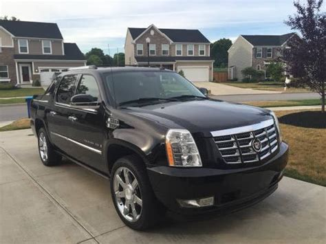 Cadillac Avalanche by Cadillac Avalanche Truck Autos Post