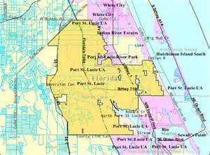 port st florida map quotes