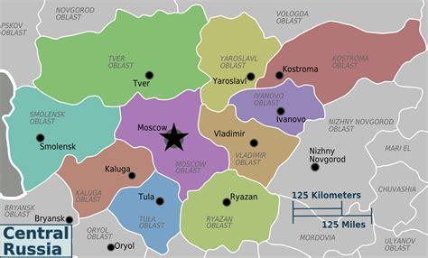 map of russia with cities and capitals rusya haritası ve uydu g 246 r 252 nt 252 leri