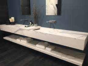 Marble Sink Vanity 21 Bathroom Decor Ideas That Bring New Concepts To Light