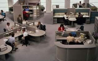 Mad Men Floor Plan Open Plan Office Workers Suffer More From Colds High