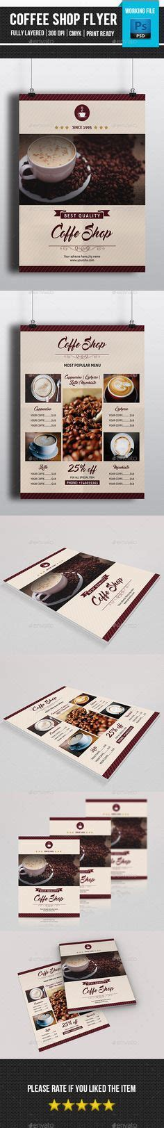 flyer design zürich coffee shop flyer template design download http