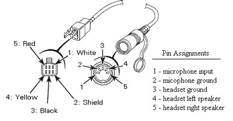 goldwing intercom wiring diagram k