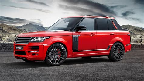 modified range rover is this the greatest modified range rover top gear