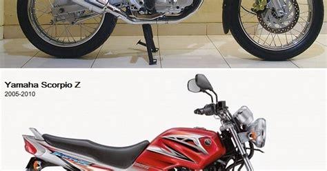 Sparepart Yamaha Scorpio Z daftar harga sparepart yamaha scorpio