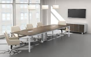 Contemporary Boardroom Tables Modern Boardroom Essentials Modern Office Furniture