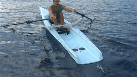 offshore rowing boats for sale 1x coastal test session youtube