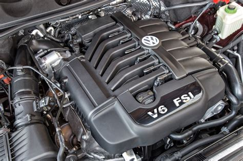 volkswagen new engine 2017 volkswagen touareg reviews and rating motor trend