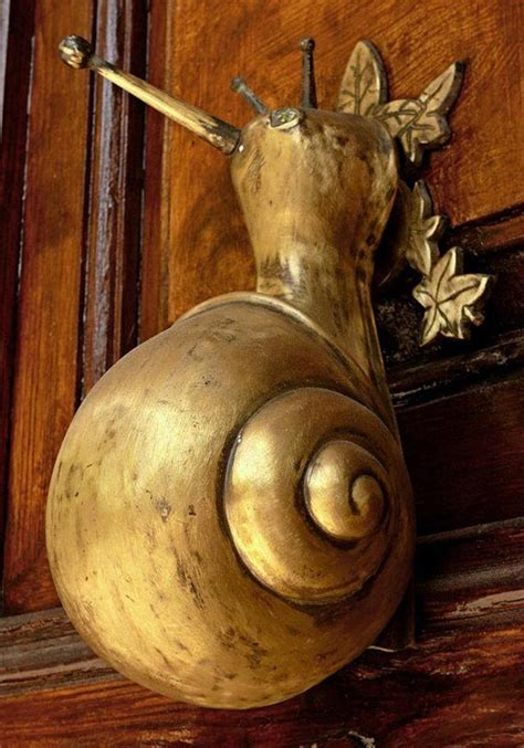 unique door knockers 25 cool and unusual door knockers design swan