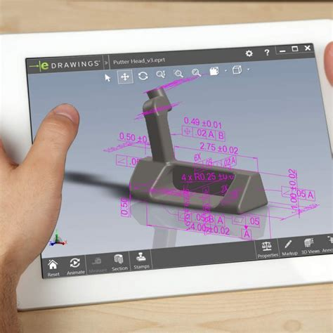 E Drawing Viewer by Free Draftsight 2d Solidworks 3d Software Viewers