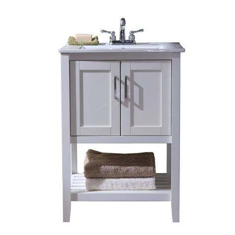 24 Bathroom Vanity And Sink Legion Furniture Wlf6020 G 24 Quot Single Sink Bathroom Vanity With Ceramic Sink Top Ebay