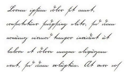 cool handwriting fonts hand writing
